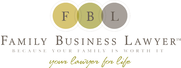 family business lawyer logo