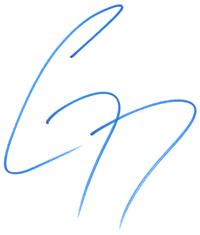 greg gordillo signature